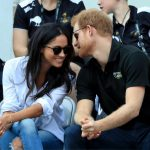 Prince Harry has been dating the Suits actress for a year PA
