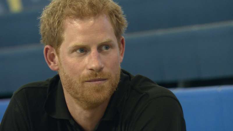 Prince Harry has been meeting athletes participating at the Invictus Games as the first sporting action of 2017 took place in Toronto Photo C GETTY