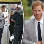 Prince Harry is making his first ever official visit to Northern Ireland Photo C PA