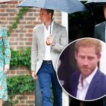 Prince Harry was asked by reporters what he thought of the pregnancy news Photo C GETTY EXPRESS