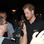 Prince Harry was proposed to by a fan while in Toronto Getty