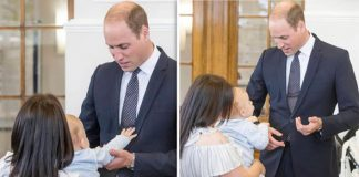 Prince William met women who had battled with addiction Photo (C) PA