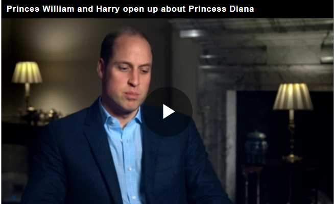 Prince William reveals that George and Charlotte are told about Photo C GETTY AFP DUKE OF CAMBRIDGE AND PRINCE HARRY