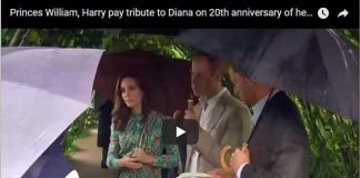 Princes William, Harry pay tribute to Diana on 20th anniversary of her deatPrinces William, Harry pay tribute to Diana on 20th anniversary of her death. Aug 30, 2017h. Aug 30, 2017