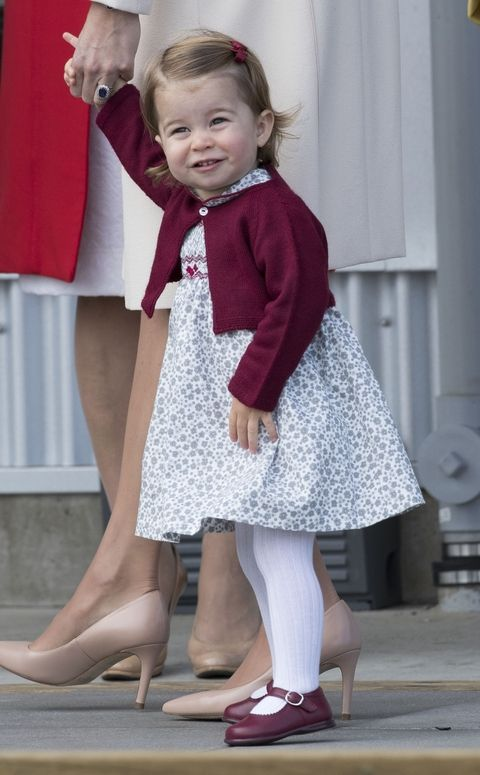 Princess Charlotte Elizabeth Diana Photo (C) GETTY