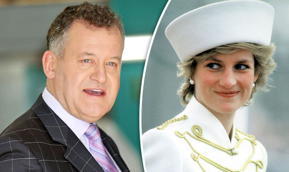 Princess Diana Paul Burrell makes SHOCKING new claims about late Royal Photo (C) WENN