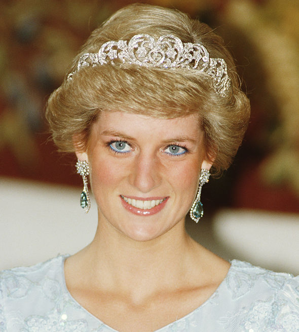Princess Diana died when William was just 15-years-old Photo (C) GETTY