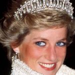 Princess Diana eventually ditched her blue eyeliner Getty