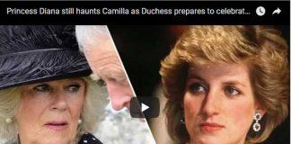 Princess Diana still haunts Camilla as Duchess prepared to celebrate her 70th birthday