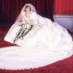 Princess Dianas wedding dress was overlaid with 10000 pearls Photo C GETTY