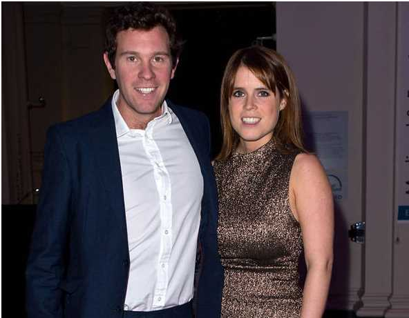 Princess Eugenie has been in a relationship for more than six years Photo C GETTY IMAGES