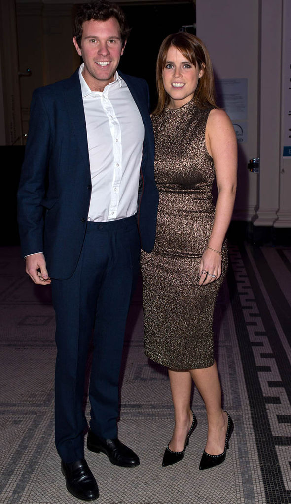Princess Eugenie has been in a relationship for more than six years Photo (C) GETTY