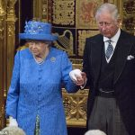 Reports that the Prince of Wales right is trying to usurp the Queen left or demand a more prominent role for himself were categorically denied last night by Palace sources