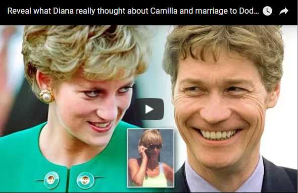 Reveal what Diana really thought about Camilla and marriage to Dodi in her last call with Richard