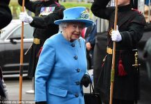The Queen was also rocked by the resignation of her assistant private secretary Samantha Cohen at a similar time