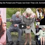 The Royals May Be Poised and Proper but Even They LOL Sometimes