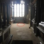 The area where claims have suggest Diana is really buried inside St Mary the Virgin church Great Brington Photo C DAILYSTAR NICHOLAS BIEBER