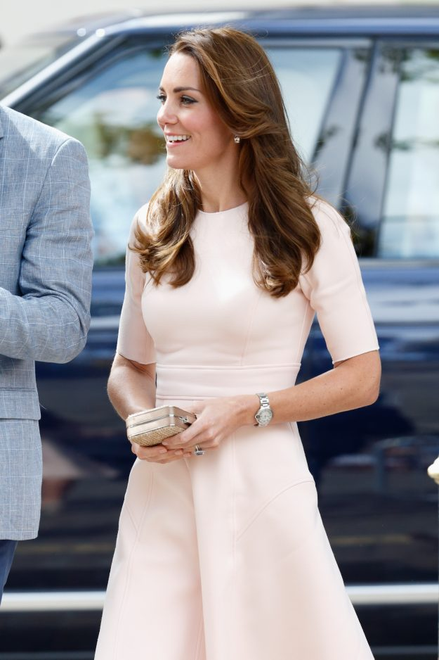 The reported value of Kate Middleton's jewellery collection has been revealed to be over £600,000 [Getty]