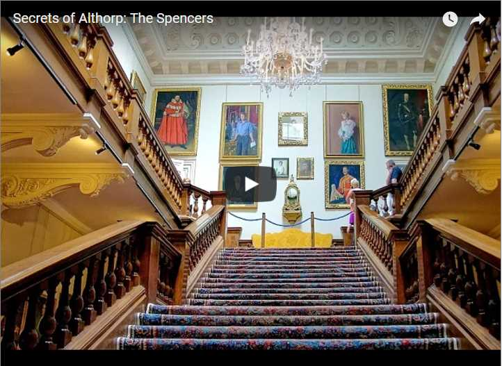 Watch Video Secrets of Althorp The Spencers