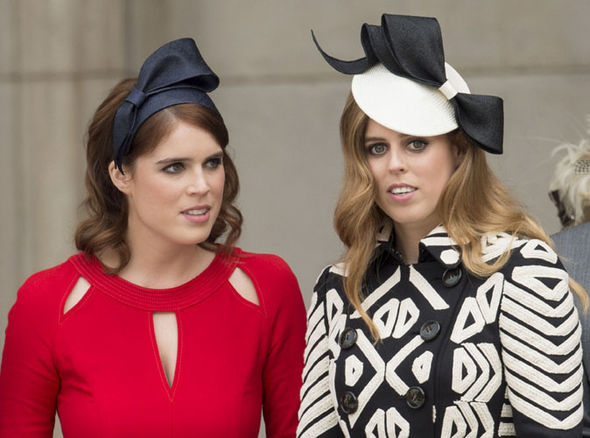 Royal wedding belles to ring in 2017 as Princess Eugenie to get engaged by the end of the year Photo C GETTY IMAGES