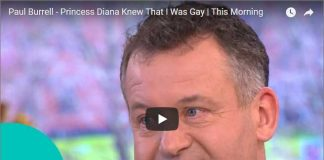 What Happened When Princess Diana Knew Paul Burrell That He Was Gy