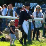 Zara is competing in a three day event at the Burghley Horse Trials Photo C PAUL MARRIOTT REX SHUTTERSTOCK