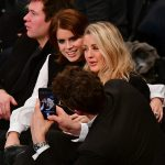 01 Jack Brooksbank Princess Eugenie of York and Ellie Goulding attend the Brooklyn Nets Vs New York Knicks game at Madison Square Garden Photo C GETTY IMAGES