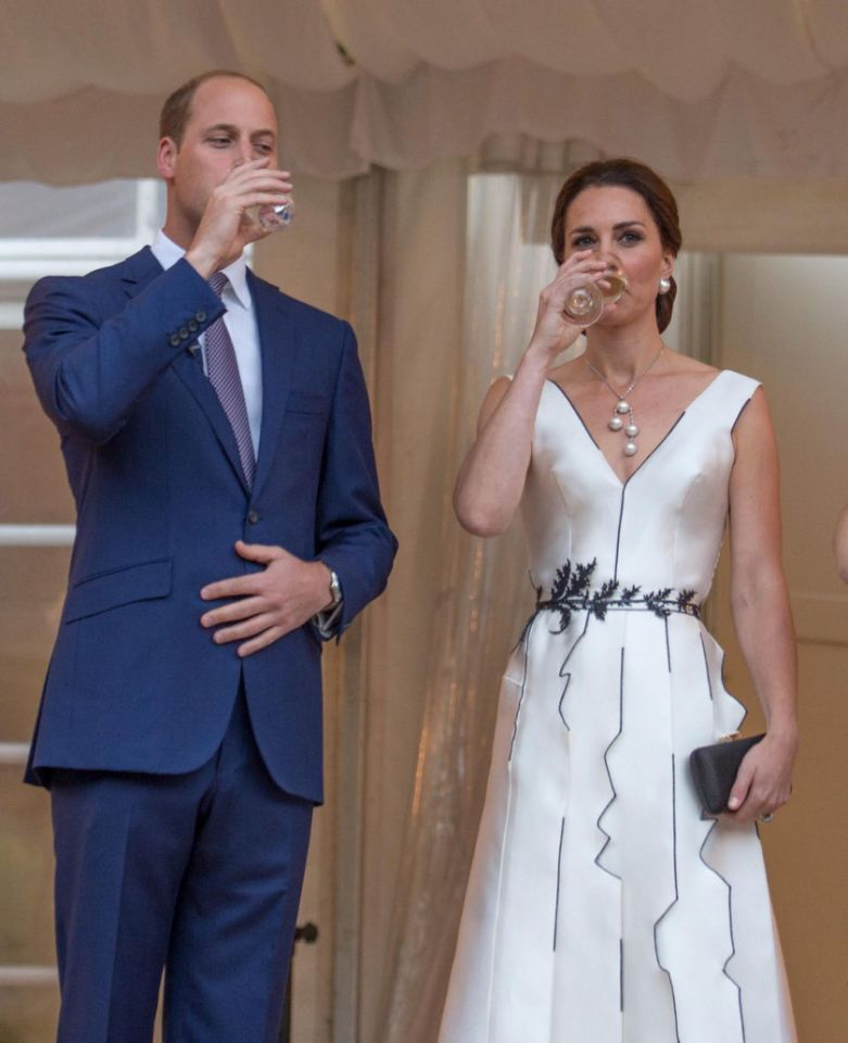 01 The secret meaning behind Kate and Wills' due date Photo C GETTY