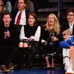 02 Jack Brooksbank Princess Eugenie of York and Ellie Goulding attend the Brooklyn Nets Vs New York Knicks game at Madison Square Garden Photo C GETTY IMAGES