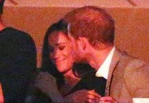 Palace goes into wedding mode Prince Harry has won over Meghan's Photo (C) MARK LARGE