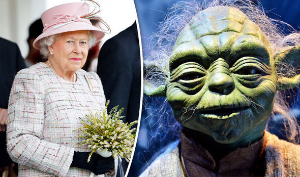 A request from Star Wars producers to film on land owned by the Queen was rejected Photo C GETTY