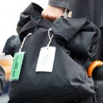 Anne Princess Royal travels with green tags attached to her luggage Photo C GETTY