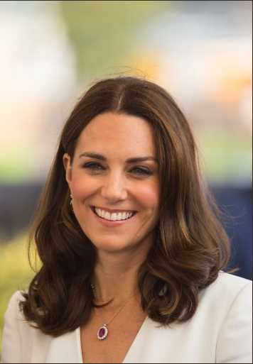 Catherine Duchess of Cambridge Photo C GETTY