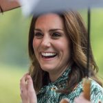 Catherine Duchess of Cambridge never wears coloured nail polish Getty