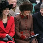 Catherine Duchess of Cambridge with Parents Carole Middleton and Micheal Middleton Photo C TIM OCKENDEN PA IMAGES VIA GETTY IMAGES