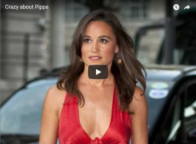 Crazy about Pippa