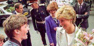 David Butler met Princess Diana various times Photo (C) GETTY