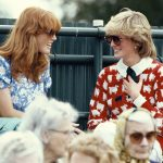 """Diana was such a massive fashion icon"""" says royal photographer Mark Stewart. Fergie Photo C GEORGES DE KEERLE GETTY"""