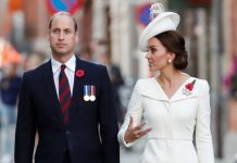 Duke and Duchess of Cambridge make their way to the Last Post ceremony at the Menin Gate to mark the centenary of Passchendaele. Photo (C) ReutersDuke and Duchess of Cambridge make their way to the Last Post ceremony at the Menin Gate to mark the centenary of Passchendaele. Photo (C) Reuters