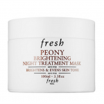 FRESH Peony Brightening Night Treatment Mask 82 Sephora