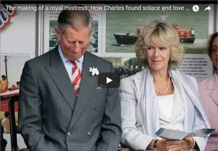 How Charles found solace and love with confident and flirty Camilla