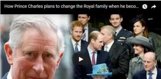 How Prince Charles plans to change the Royal family when he becomes king