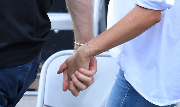 Insiders recently revealed that the Royal and Miss Markle are as good as engaged Photo (C) GETTY