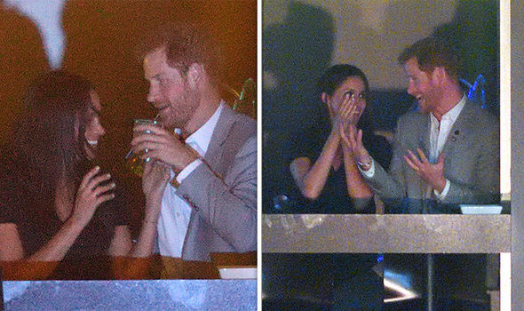 Insiders say Prince Harry and Meghan Markle are as good as engaged Photo (C) GETTY