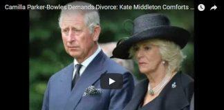 Kate Middleton Comforts Heartbroken Prince Charles