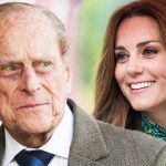 Kate Middleton Duchess had this link to Prince Philip before Prince William Photo C GETTY