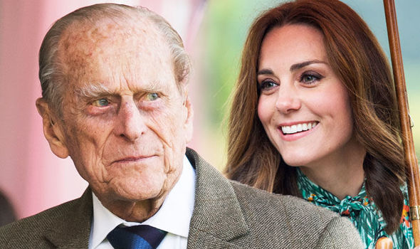 Kate Middleton Duchess had this link to Prince Philip before Prince William Photo (CKate Middleton Duchess had this link to Prince Philip before Prince William Photo (C) GETTY) GETTY