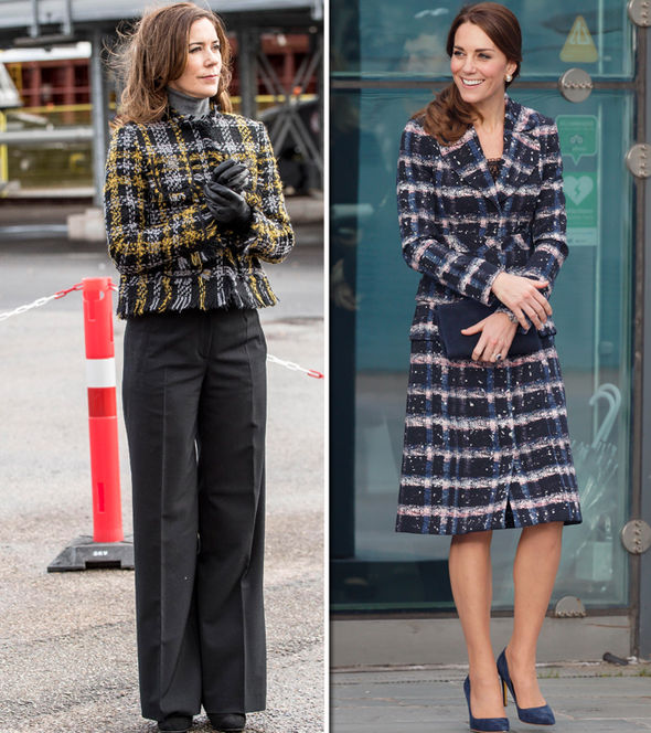Kate Middleton Princess Mary hails from Hobart, Australia, a commonwealth country Photo (C) GETTY