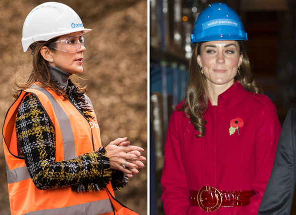 Kate Middleton The two are said to be friends, having met on a number of occasions Photo (C) GETTY
