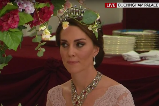 Kate Middleton has been paying secret tribute to Princess Diana Getty